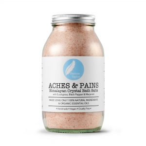 Aches And Pain Himalayan Salts Bath